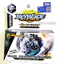 Original Takara Tomy Beyblade Burst Booster B-85 Killer Deathscyther.2V.Hn