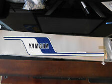 NOS Yamaha OEM 1978 RD400 RD 400 Fuel Tank Graphic Decal Sticker 1A1-24244-60
