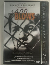 Unopened Oop ~ The 400 Blows Fox Lorber Francois Truffaut Dvd French Eng Sub