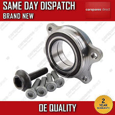 AUDI A5 8F 2007>2017 FRONT HUB WHEEL BEARING + BOLTS COMPLETE KIT *BRAND NEW*
