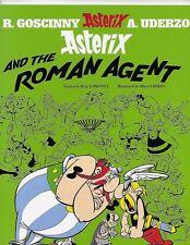 ASTERIX AND THE ROMAN AGENT Softcover Goscinny & Uderzo