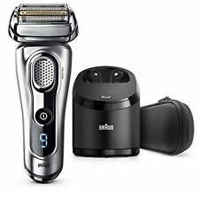 Braun Series 9 9290cc Men's Electric Foil Shaver two years warranty