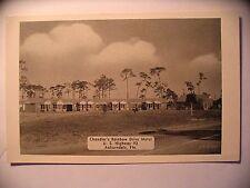 Chandler's Rainbow Drive Motel in Auburndale FL OLD
