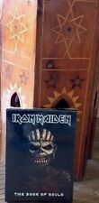 IRON MAIDEN / THE BOOK OF SOULS - BOX 2CD (EU 2015) SIGILLATO / SEALED