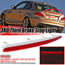Rear High Level Third Brake Light Stop Lamp for BMW 1 Series 128i 135i M E82 E88