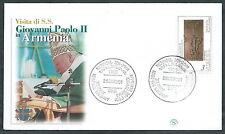 2001 VATICANO VIAGGI DEL PAPA ARMENIA - SV10-2