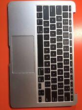 "Apple MacBook Air 11"" a1465 2012 top case keyboard Trackpad . Speakers Io Board"