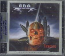 U.D.O. TIMEBOMB ANNIVERSARY EDITION + 2 BONUS SEALED CD NEW 2013  UDO
