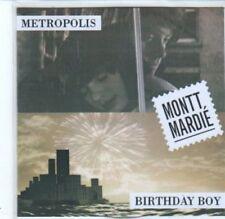 (BQ598) Metropolis, Montt Mardie - DJ CD