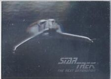 STAR TREK TNG SKYBOX INAUGURAL 031 ERROR HOLOGRAM CARD