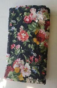 Ralph Lauren Cossette Isadora Queen/ Full Duvet Comforter Cover Craft/Repair TLC