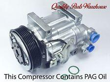 2011-2013 SUBARU FORESTER w/o Turbo USA REMAN AC COMPRESSOR  W/1 YEAR WARRANTY