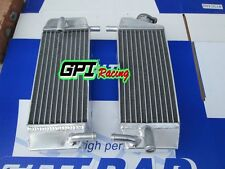 FOR Yamaha YZ250F 2001 2002 2003 2004 2005  aluminum radiator