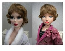 Monique Wig JESSICA Size 6-7 Light-Brown fits Ellowyne Volks Evangeline Unoa