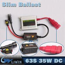 35W DC Slim Ballast HID Xenon Headlights Lamp Bulb For H1 H3 H4 H7 H8 H11 900506