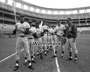 MLB 1969 San Diego Padres Inaugural Opening Day Line Up 8 x 10 Photo Picture
