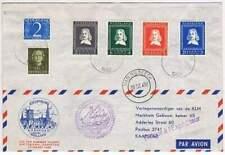 Poststuk (057) uit 1952 - Riebeeck Vlucht A'dam-Kaapstad - Lees !!!!