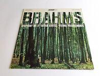 Brahms Symphony No. 2 Istvan Kertesz LP 1965 London CS 6435 Stereo Vinyl Record
