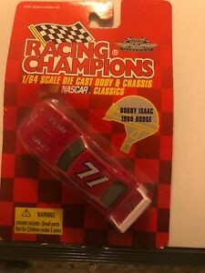 1/64 RACING CHAMPIONS COLLECTORS SERIES BOBBY ISAAC #71 1969 DODGE DAYTONA