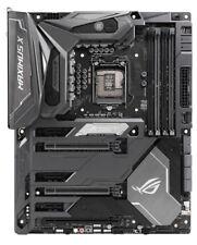 ASUS ROG Maximus X Formula Intel Z370 LGA 1151 (Socket H4) ATX motherboard