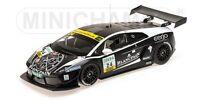 MINICHAMPS 151 111124 LAMBORGHINI GALLARDO model car ADAC GT MASTERS 2011 1:18th