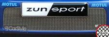 ZunSport Subaru Impreza Bug Eye 2001-2003 Black Steel Mesh Lower Grille