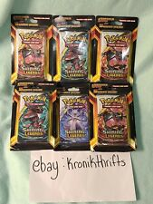 2016 Pokémon Shining Legends Blister Pack FACTORY SEALED W/ 5 Bonus Cards!