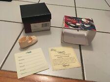 Raine Drops Just the Right Shoe For Kids Peaches 'n' Cream 25137 w/ Box and Coa