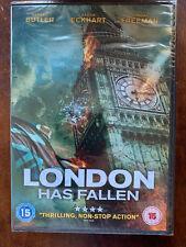 London Has Fallen DVD 2016 Gerard Butler Action Movie