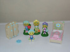 Fifi and the Flowerots Figures and Furniture - Violet Primrose