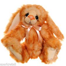 "NEW Kaycee Bears LOUISA RABBIT Handmade - 15.5"" Highest Grade Plush Soft Toy"
