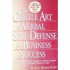 The Gentle Art of Verbal Self Defense for Business
