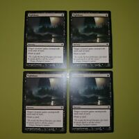 Nighthaze x4 Rise of the Eldrazi 4x Playset Magic the Gathering MTG