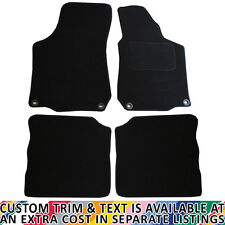 SEAT ALTEA XL 97-04 Universal Heavy Duty Carpet Rubber Floor Mat Set