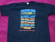 Grateful Dead 1970 Hollywood Festival T shirt from original artwork 1st UK trip