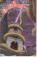 GhostBusters #13 (Feb 2014) Cover A: Mass Hysteria Part 1: IDW Comics High Grade