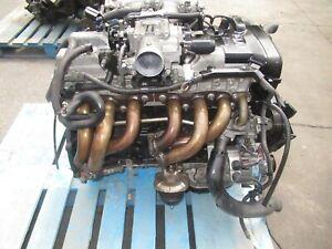 JDM 1998 2005 TOYOTA ARISTO LEXUS GS300 3.0L 6CYL VVTI ENGINE 2JZGE 2JZ IS300 #3