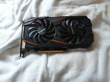 Gigabyte Nvidia GeForce GTX1060 6GB Windforce OC Edition VR Ready