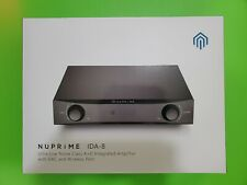 Nuprime Ida-8 Integrated Amplifier