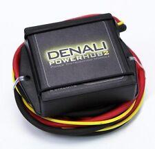 Denali Powerhub 2 Motorcycle Fuse Block with Wiring Harness