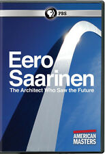 American Masters: Eero Saarinen - Architect Who (2017, DVD NIEUW)