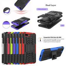 Para Huawei Honor 7s 8s Nuevo Genuino Negro Azul a Prueba De Golpes Soporte Funda Protectora De Teléfono