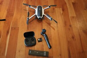 GoPro Karma Quadcopter Drone HERO5 Camera, Extra Propellers, Gimbal Grip & Case