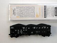 MTL S Micro-Trains Special Run DRGW 90 ton hopper