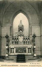Carte EPINAY SOUS SENART Préventorium La nouvelle Chapelle