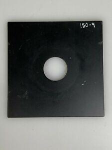 Horseman Sinar Lens Board, Generic, Copal #0