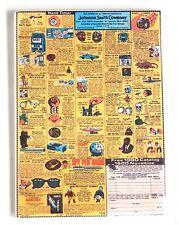 Comic Book Novelties FRIDGE MAGNET (2.5 x 3.5 inches) advertisement