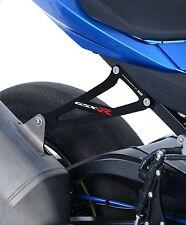 Suzuki GSX R1000R 2017 L7 R&G Racing Exhaust Hanger EH0077BK Black