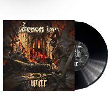 Venom Inc. - War / Warhead ltd. 500 Copies 10inch Black Vinyl NEU/OVP
