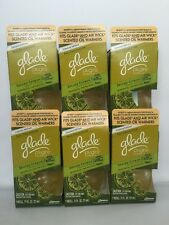 6 x Glade Spiced Citric Chic Limited Edition PlugIns Scented Oil 1 Refill